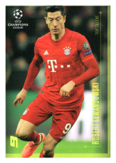 2020 Topps LM Top Talent  Robert Lewandowski FC Bayern Munchen