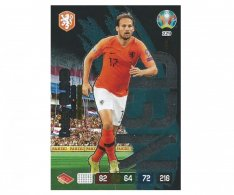 Panini Adrenalyn XL UEFA EURO 2020 Fans Favourite 229 Daley Blind Netherlands