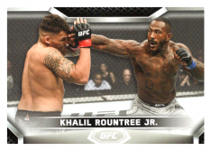 2020 Topps UFC Knockout 51 Khalil Rountree Jr. - Light Heavyweight