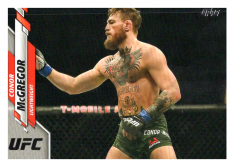 2020 Topps UFC 34 Conor McGregor - Lightweight