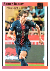 2018-19 Panini Donruss Soccer 1989 Tribute  DT-6 Adrien Rabiot - Paris Saint-Germain