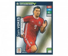 Fotbalová kartička Panini Adrenalyn XL Road to EURO 2020 -  Fans Favourite - Sam Vokes - 279