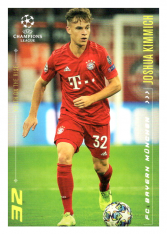 2020 Topps LM Youth of the Rise Joshua Kimmich FC Bayern Munchen