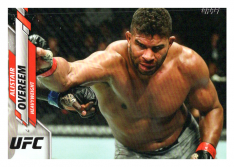 2020 Topps UFC 43 Alistair Overeem - Heavyweight