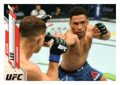 2020 Topps UFC 20 Kevin Lee - Lightweight
