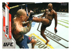 2020 Topps UFC 64 Jon Jones - Light Heavyweight