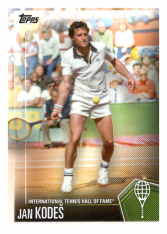 2019 Topps Tennis Hall of Fame 39 Jan Kodes