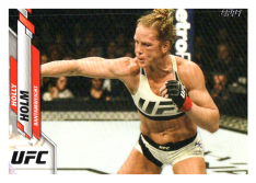 2020 Topps UFC 60 Holly Holm - Bantamweight