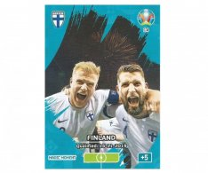 Panini Adrenalyn XL UEFA EURO 2020 Magic Moment 14 Finland