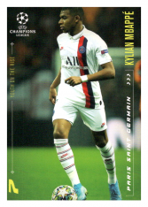 2020 Topps LM Youth of the Rise Kylian Mbappe PSG