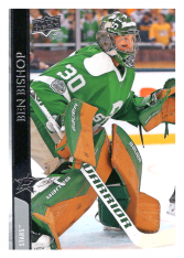 2020-21 UD Series One 58 Ben Bishop - Dallas Stars