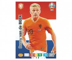 Panini Adrenalyn XL UEFA EURO 2020 Team mate 236 Donny van de Beek Netherlands