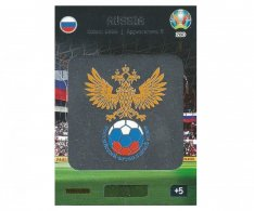 Panini Adrenalyn XL UEFA EURO 2020 Team Logo 280 Russia