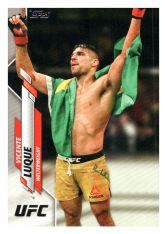 2020 Topps UFC 23 Vicente Luque - Welterweight