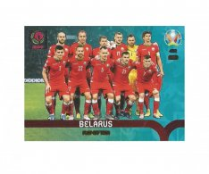 Panini Adrenalyn XL UEFA EURO 2020 Play-off Team 452 Belarus