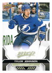2020-21 UD MVP 111 Tyler Johnson - Tampa Bay Lightning