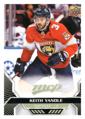 2020-21 UD MVP 165 Keith Yandle - Florida Panthers