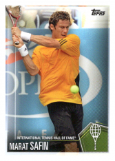 2019 Topps Tennis Hall of Fame 6 Marat Safin