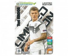Fotbalová kartička Panini Road To Euro 2020 – Limited Edition -  Germany -Toni Kroos