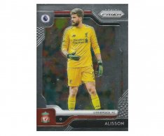 Prizm Premier League 2019 - 2020 Alisson 84  Liverpool