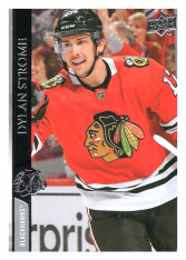 2020-21 UD Series One 43 Dylan Strome - Chicago Blackhawks