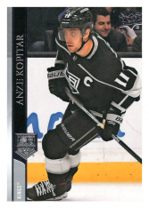 2020-21 UD Series One 88 Anze Kopitar - Los Angeles Kings