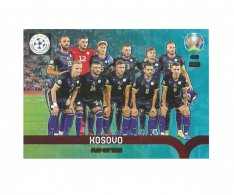 Panini Adrenalyn XL UEFA EURO 2020 Play-off Team 459 Kosovo