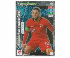 Fotbalová kartička Panini Adrenalyn XL Road to EURO 2020 - Key Player - Hakan Calhanoglu- 332
