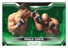 2020 Topps UFC Knockout 15 Paulo Costa - Middleweight /88