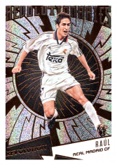 2016-17 Panini Revolution Revolutionaries R-21 Raul Real Madrid CF
