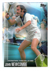 2019 Topps Tennis Hall of Fame37 John Newcombe