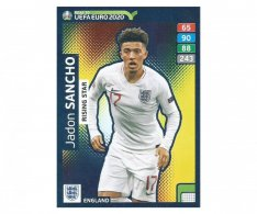 Fotbalová kartička Panini Adrenalyn XL Road to EURO 2020 -  Rising Star - Jadon Sancho - 282