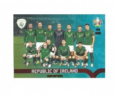 Panini Adrenalyn XL UEFA EURO 2020 Play-off Team 456 Republic of Ireland