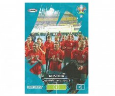Panini Adrenalyn XL UEFA EURO 2020 Magic Moment 13 Austria