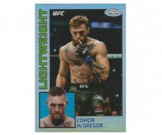 2019 Topps Chrome UFC 84T-CM Conor McGregor Retro 1984