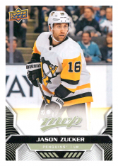 2020-21 UD MVP 123 Jason Zucker - Pittsburgh Penguins