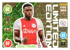 Panini Adrenalyn XL FIFA 365 2021 Limited Edition Quincy Promes AFC Ajax