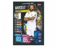 Fotbalová kartička 2019-2020  Topps Champions League Match Attax - Real Madrid CF -  Marcelo 13