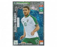 Fotbalová kartička Panini Adrenalyn XL Road to EURO 2020 - Key Player - Robbie Brady - 325