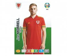 Panini Adrenalyn XL UEFA EURO 2020 Team mate 380 Joe Morrell Wales