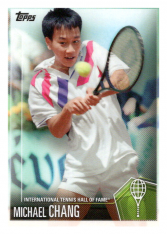 2019 Topps Tennis Hall of Fame 14 Michael Chang