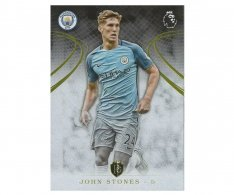 2016 Topps Gold Premier League 96. John Stones Manchester City