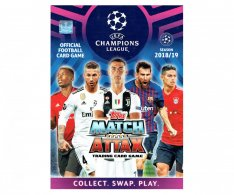 Album Topps Match Attax Champions League 2018-19