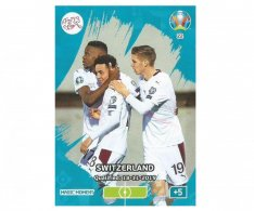 Panini Adrenalyn XL UEFA EURO 2020 Magic Moment 22 Switzerland