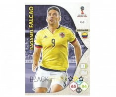 Fotbalová kartička Panini Adrenalynl XL World Cup Russia 2018 Team Mate 63 Radamel Falcao