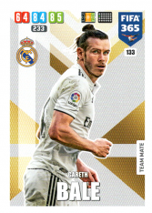 Fotbalová kartička Panini Adrenalyn XL FIFA 365 - 2020 Team Mate 133 Gareth Bale Real Madrid CF