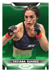 2020 Topps UFC Knockout 78 Jessica Eye - Flyweight /88