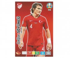 Panini Adrenalyn XL UEFA EURO 2020 Team mate 342 Caglar Soyuncu Turkey