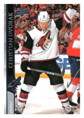 2020-21 UD Series One 8 Christian Dvorak - Arizona Coyotes