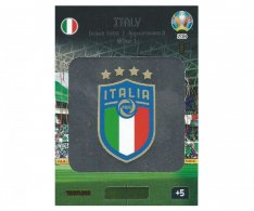 Panini Adrenalyn XL UEFA EURO 2020 Team Logo 208 Italy